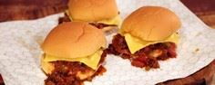 Bacon and sloppy joes. Michael's t - 300 Delicious Bacon Recipes - RecipePin.com