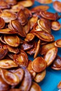 Drunken Pumpkin Seeds - Soaked in  - 300 Delicious Bacon Recipes - RecipePin.com
