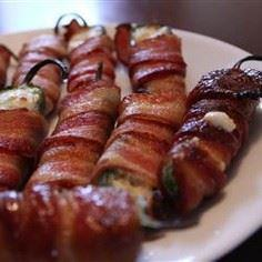 Easy Grilling Appetizer -Grilled B - 300 Delicious Bacon Recipes - RecipePin.com