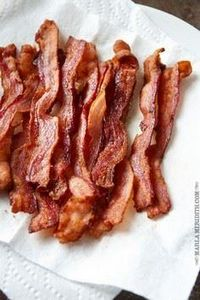 How to: Perfectly Baked Bacon | 40 - 300 Delicious Bacon Recipes - RecipePin.com