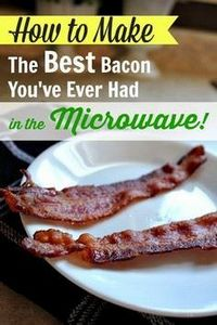 How to Make the Best Bacon You've  - 300 Delicious Bacon Recipes - RecipePin.com