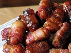 All Kinds of Yumm: Bacon-Wrapped S - 300 Delicious Bacon Recipes - RecipePin.com