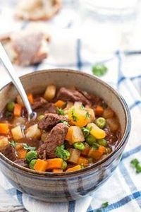 This Simple Beef Stew is easy to m - 275 Beef Recipes - RecipePin.com