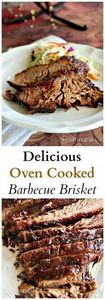 Delicious Oven Cooked Barbecue Bri - 275 Beef Recipes - RecipePin.com