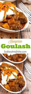 Authentic Hungarian Goulash is war - 275 Beef Recipes - RecipePin.com
