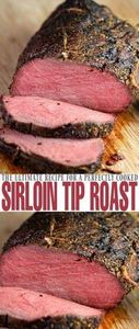 Cook a perfect sirloin tip roast w - 275 Beef Recipes - RecipePin.com