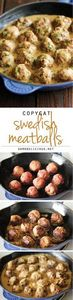 Swedish Meatballs - Nothing beats  - 275 Beef Recipes - RecipePin.com