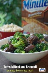 30 minute meals solution Teriyaki  - 275 Beef Recipes - RecipePin.com