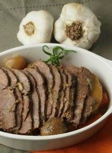 Roasted garlic brisket recipe. The - 275 Beef Recipes - RecipePin.com