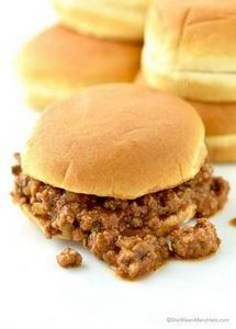 Easy Sloppy Joes Recipe - 275 Beef Recipes - RecipePin.com