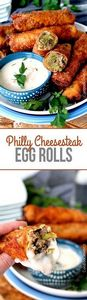 perfect for Game Day! Philly Chees - 275 Beef Recipes - RecipePin.com