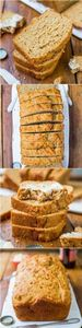 Honey Maple Beer Bread - The easie - 100 Beer And Alcohol Recipes - RecipePin.com