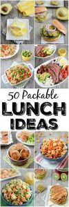 Here are 50 packable lunch ideas t - 300 Bento Box Recipes - RecipePin.com