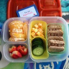 Quick and healthy school lunch pac - 300 Bento Box Recipes - RecipePin.com
