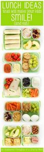 5 Lunch Ideas your kids will eat!  - 300 Bento Box Recipes - RecipePin.com