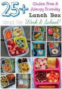 25 Gluten Free and Allergy Free Sc - 300 Bento Box Recipes - RecipePin.com
