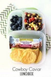 50 healthy work lunch ideas - Fami - 300 Bento Box Recipes - RecipePin.com