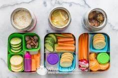 easy packed hot lunch for school - - 300 Bento Box Recipes - RecipePin.com