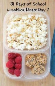 31 Days of School Lunchbox Ideas - - 300 Bento Box Recipes - RecipePin.com