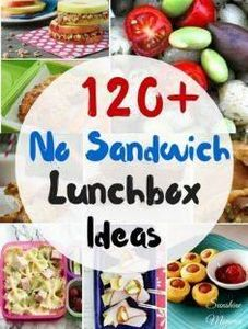 120+ No Sandwich Lunchbox Ideas |  - 300 Bento Box Recipes - RecipePin.com