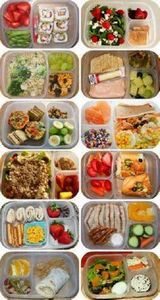 Lunch box ideas - 300 Bento Box Recipes - RecipePin.com
