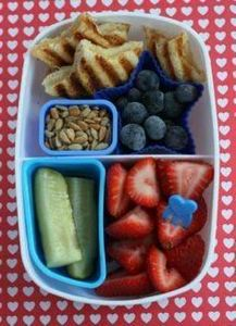 30 School Lunch Ideas for Picky Ea - 300 Bento Box Recipes - RecipePin.com