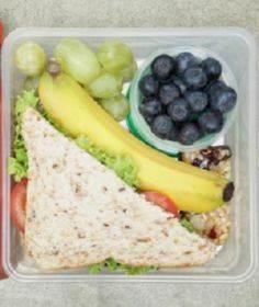 10 quick healthy brown bag lunches - 300 Bento Box Recipes - RecipePin.com