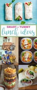 Smart + Yummy lunch ideas - 300 Bento Box Recipes - RecipePin.com