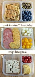 30 Back-to-School Lunchbox Ideas - 300 Bento Box Recipes - RecipePin.com