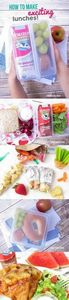 Healthy Back to School Lunches you - 300 Bento Box Recipes - RecipePin.com