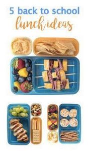 We love how easily these 5 back-to - 300 Bento Box Recipes - RecipePin.com