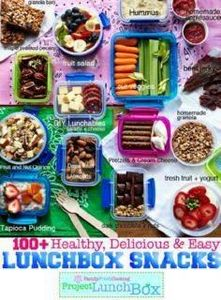 healthy snacking - 300 Bento Box Recipes - RecipePin.com
