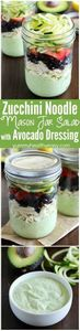 Avocado dressing (southwest style! - 300 Bento Box Recipes - RecipePin.com