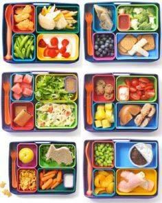 Healthy meals for kids (or the you - 300 Bento Box Recipes - RecipePin.com