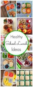Healthy School Lunch Ideas - 300 Bento Box Recipes - RecipePin.com
