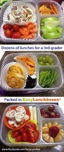Dozens of packed lunch ideas for k - 300 Bento Box Recipes - RecipePin.com