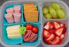 Healthy Lunch Ideas do not involve - 300 Bento Box Recipes - RecipePin.com