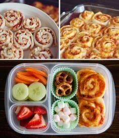 A weeks worth of school lunch idea - 300 Bento Box Recipes - RecipePin.com