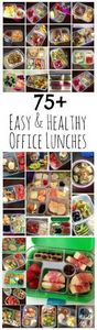 75+ Easy & Healthy Office Lunc - 300 Bento Box Recipes - RecipePin.com