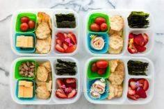 Cheese, Deli meat, crackers &  - 300 Bento Box Recipes - RecipePin.com