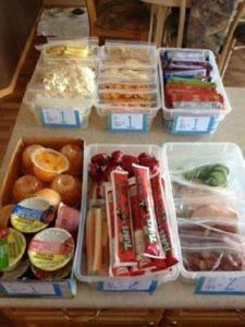 Tips for making school lunches (fr - 300 Bento Box Recipes - RecipePin.com