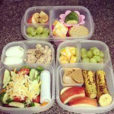Quick and easy lunch box round up  - 300 Bento Box Recipes - RecipePin.com