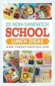 20 Sandwich FREE lunch ideas for k - 300 Bento Box Recipes - RecipePin.com