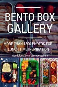 Bento Box Gallery - 1800 photos of - 300 Bento Box Recipes - RecipePin.com