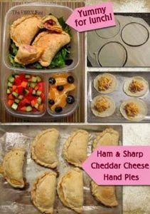These hand pies are SUPER EASY to  - 300 Bento Box Recipes - RecipePin.com