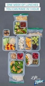 All you need is one grocery list a - 300 Bento Box Recipes - RecipePin.com