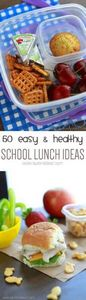 50 School Lunch Ideas {healthy &am - 300 Bento Box Recipes - RecipePin.com