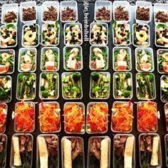 meal prep done right - great blog  - 300 Bento Box Recipes - RecipePin.com