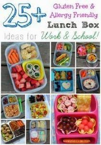 OVER 25 Gluten Free & Allergy  - 300 Bento Box Recipes - RecipePin.com