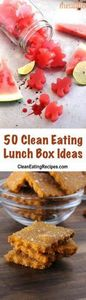 This list of Clean Eating lunch bo - 300 Bento Box Recipes - RecipePin.com